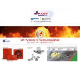 Герметики для дымовых фильтров SVP