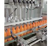 Cosmetic product filling lines