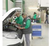 Полная помощь в обслуживании рефрижераторных фургонов
