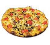 Предварительно приготовленная фаршированная пицца для кейтеринга