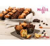 Muffin pronti surgelati