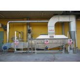 Vibrating fluid bed dryers