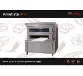 Электрическая духовка для небольших пекарен AMETISTA