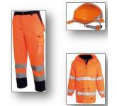 Abbigliamento da lavoro alta visibilità e antinfortunistica