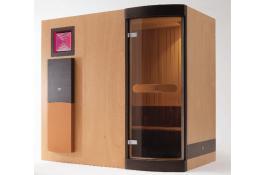 Sauna di design per uso domestico EL LE Sauna Sweet Home®