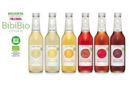 Органические напитки газированной BibiBio