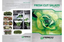 Linee complete per lavorazione vegetali