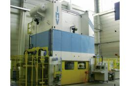 Impianti di stampaggio lamiera chiavi in mano