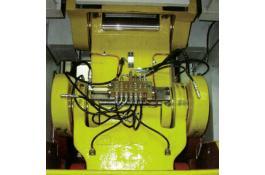 Pressa meccanica a ginocchiera Lever 3