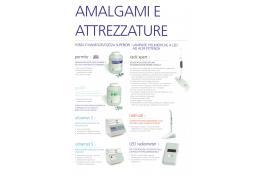 Amalgama dentale non gamma 2 e relative attrezzature SDI