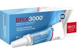 Gel per rimozione atraumatica carie BRIX 3000