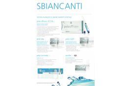 Sistemi di sbiancamento dentale professionale SDI