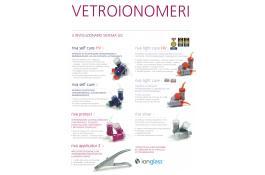 Vetroionomeri da ricostruzione SDI