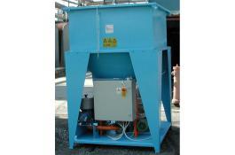 Impianto dosatura polimeri DP500CVL