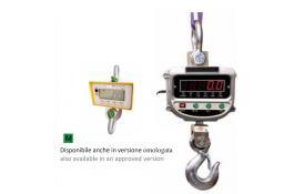 Bilance elettroniche per carichi sospesi con display digitale Aggancia.Mi