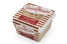 Gelato artigianale al caffè in vaschetta GelatoMadre: Caffè Terzi
