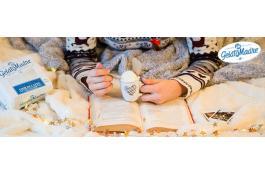 Gelato artigianale al fiordilatte in vaschetta GelatoMadre: Fior di Latte