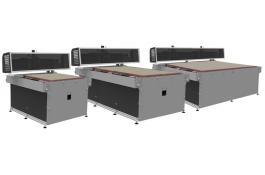 Macchine per lavorazioni piccola pelletteria serie ALFA