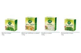 Aromi surgelati confezionati Passione Verde