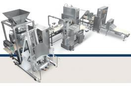Linea automatica per produzione pastelli Alba Block Line