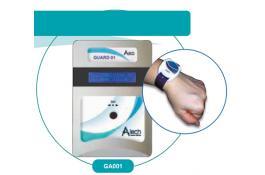 Sistema di monitoraggio uscita pazienti disorientati Alech01 Guard