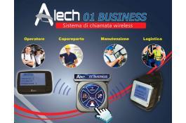 Sistemi di chiamata caporeparto Alech01 Business