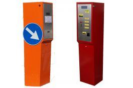 Gestione automatica pagamento in uscita area camper GATE IN OUT