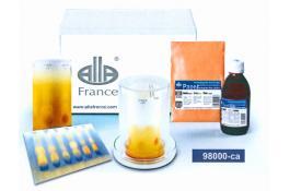 Kit per cromatografia malolattica
