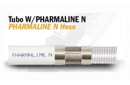 Straight flexible hoses for pharmaceutical industry W.Pharma Line