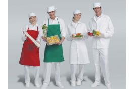 Rental clothes for catering