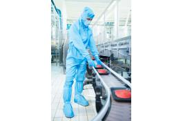 Sterilizzazione abiti da lavoro MicroLis