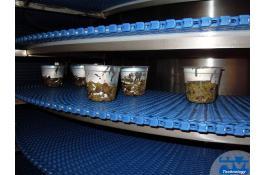 Impianti di pastorizzazione industria alimentare