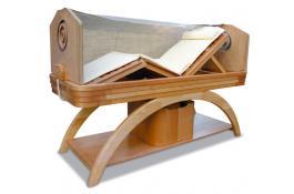 Lettino termale in legno Oasi