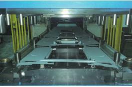Produzione articoli per ventilazione e riscaldamento settore automotive