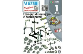 Connectors and positioners for industrial uses