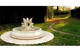 Furniture stone garden Lecce