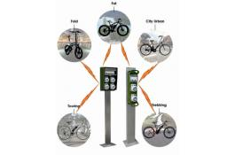 Sistemi di ricarica E-Bike: Colonnine ricarica bici elettriche