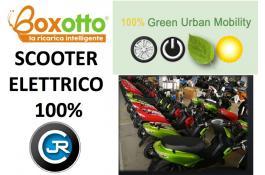 Concessionario scooter elettrici CJR