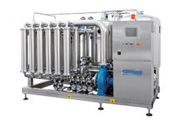 Filtro tangenziale automatico per enologia C41AI