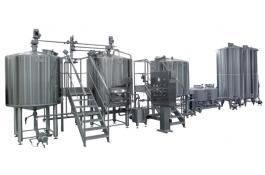 Impianto completo microbirrificio C49