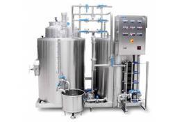 Impianto monoblocco per produzione birra C49M