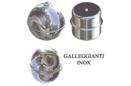 Stainless steel floats for industry