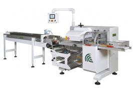 Macchine confezionatrici orizzontali alimentari serie FP