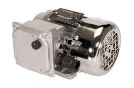 MICROVERT - Scheda inverter incorporato motore elettrico nella scatola morsettiera