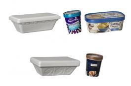 Contenitori per asporto gelato