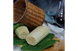 Ricotta di pecora calabrese affumicata, salata e pepata