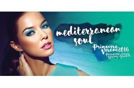 длительный профессиональный макияж Средиземноморский Soul