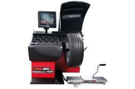 Centro di equilibratura ruota ER100