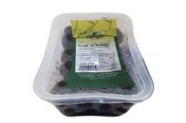 Olive nere al forno in vaschetta