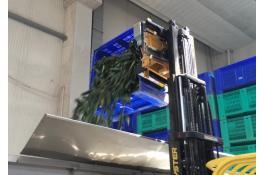 Rovesciatori idraulici per carrelli elevatori
